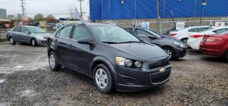 Used 2015 Chevrolet Sonic BAS KM LT GARANTIE 1 ANS for sale in Pointe-aux-Trembles, QC