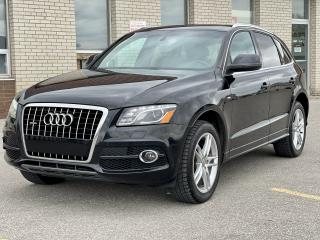 Used 2011 Audi Q5 3.2L  S-Line Navigation /Pano Roof/Camera /Leather for sale in North York, ON