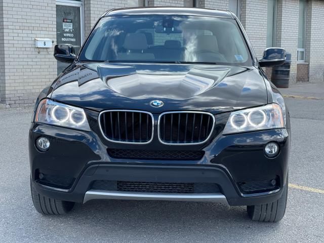 2013 BMW X3 28i AWD NAVIGATION/PANO ROOF/HEADS UP DISPLAY Photo6