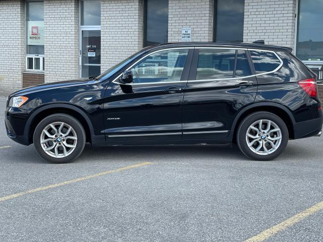 2013 BMW X3 28i AWD NAVIGATION/PANO ROOF/HEADS UP DISPLAY Photo3