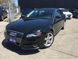 Used 2010 Audi A4 2.0T PREMIUM for sale in Kitchener, ON