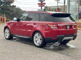 2016 Land Rover Range Rover Sport Td6 HSE Navigation /Sunroof /Camera Photo29