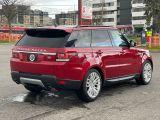 2016 Land Rover Range Rover Sport Td6 HSE Navigation /Sunroof /Camera Photo30