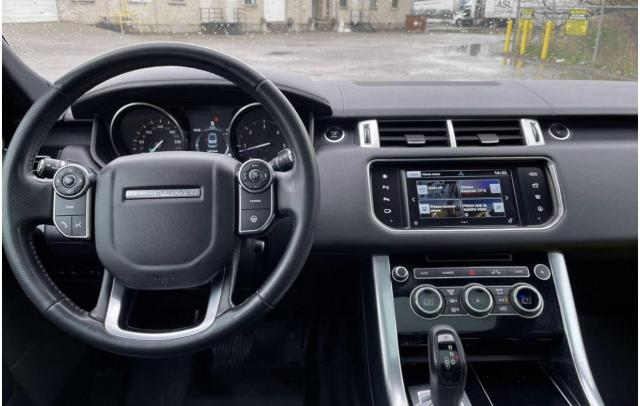 2016 Land Rover Range Rover Sport Td6 HSE Navigation /Sunroof /Camera Photo24