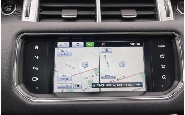 2016 Land Rover Range Rover Sport Td6 HSE Navigation /Sunroof /Camera Photo14