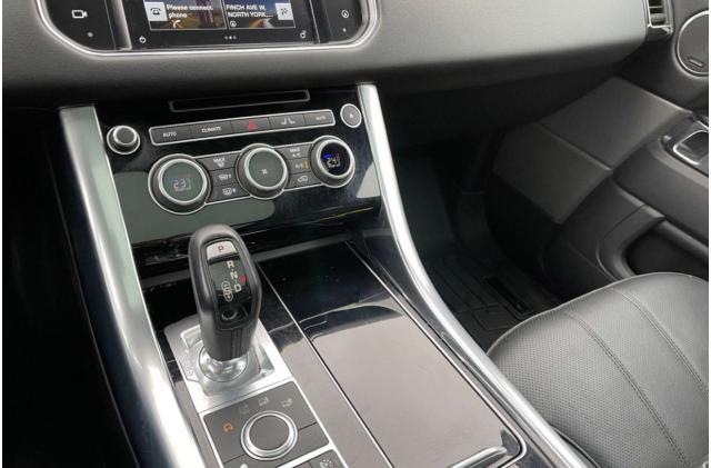 2016 Land Rover Range Rover Sport Td6 HSE Navigation /Sunroof /Camera Photo13