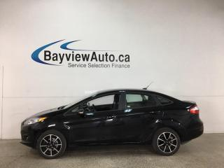 Used 2019 Ford Fiesta - AUTO! SYNC! REVERSE CAM! ALLOYS! + MORE! for sale in Belleville, ON