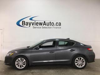 Used 2018 Acura ILX Premium - HTD LEATHER! SUNROOF! LOW KMS! for sale in Belleville, ON