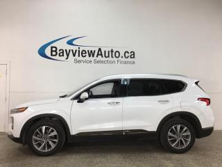 Used 2020 Hyundai Santa Fe Luxury 2.0 - AWD! LEATHER! SUNROOF! for sale in Belleville, ON