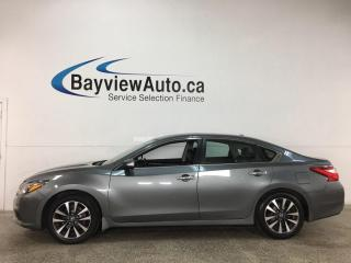 Used 2016 Nissan Altima 2.5 SL Tech - NAV! SUNROOF! HEATED LEATHER! ADAPTIVE CRUISE! + MUCH MORE! for sale in Belleville, ON
