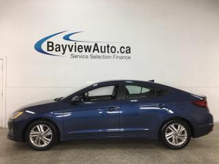 Used 2019 Hyundai Elantra Preferred - AUTO! ALLOYS! SUNROOF! PWR GROUP! for sale in Belleville, ON