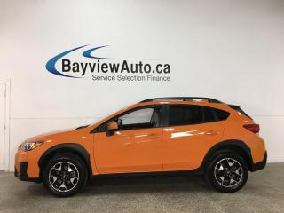 Used 2019 Subaru XV Crosstrek Touring - AWD! REVERSE CAM! ALLOYS! + MORE! for sale in Belleville, ON