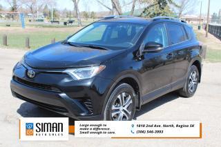 Used 2017 Toyota RAV4 EXCELLENT VALUE for sale in Regina, SK