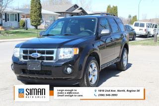Used 2010 Ford Escape XLT Automatic 4X4 LOW KM for sale in Regina, SK