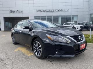 Used 2017 Nissan Altima 2.5 SL ONE OWNER ACCIDENT FREE TRADE WITH ONLY 28925 KMS for sale in Toronto, ON