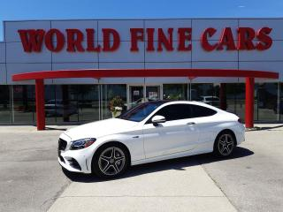 Used 2020 Mercedes-Benz AMG C 43 | 1-Owner! | *Accident Free* | 380+ HP for sale in Etobicoke, ON