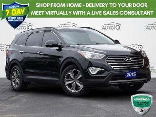 Used 2015 Hyundai Santa Fe XL Premium AWD 3.3L V6 | A/C | REAR PARKING SENSORS | HEATED SEATS for sale in Waterloo, ON
