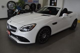 Used 2017 Mercedes-Benz SLC Class for sale in London, ON