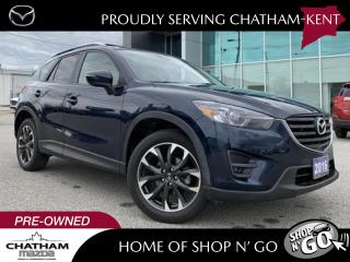 Used 2016 Mazda CX-5 GT for sale in Chatham, ON
