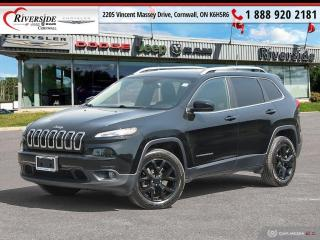 Used 2017 Jeep Cherokee North for sale in Cornwall, ON