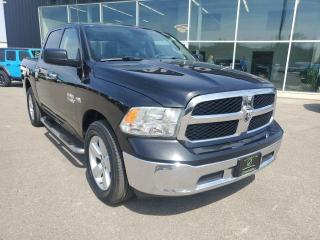 Used 2017 RAM 1500 SLT Bluetooth, Running Boards, Spray in Liner! for sale in Ingersoll, ON