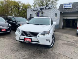 Used 2013 Lexus RX 350 AWD 4dr for sale in Brampton, ON