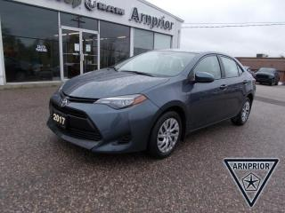 Used 2017 Toyota Corolla for sale in Arnprior, ON
