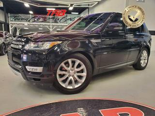 Used 2016 Land Rover Range Rover Sport V6 HSE GAS I 7-PASS I PANO I NAVI I COMING SOON for sale in Vaughan, ON