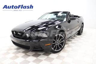 Used 2014 Ford Mustang *GT *V8 *5.0L *CONVERTIBLE *PREMIUM for sale in Saint-Hubert, QC