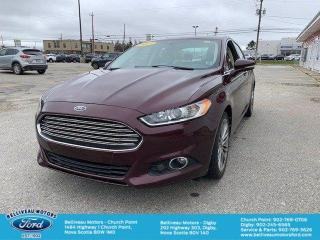 Used 2013 Ford Fusion SE for sale in Church Point, NS