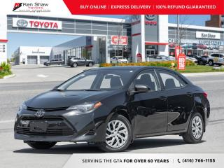 Used 2018 Toyota Corolla for sale in Toronto, ON