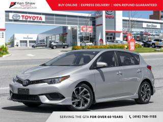 Used 2018 Toyota Corolla IM for sale in Toronto, ON