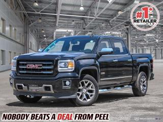 Used 2015 GMC Sierra 1500 SLE for sale in Mississauga, ON