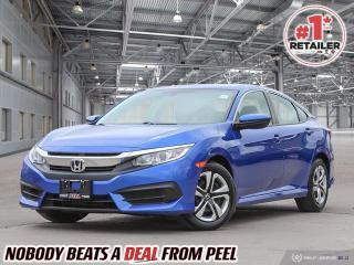 Used 2016 Honda Civic LX for sale in Mississauga, ON