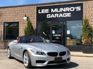 Used 2016 BMW Z4 M Sport for sale in Paris, ON