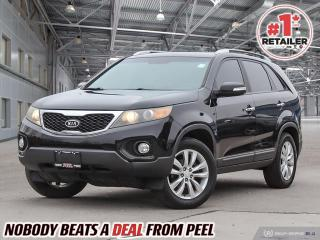 Used 2011 Kia Sorento EX, Fresh Tires, Nice SUV! for sale in Mississauga, ON