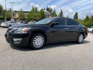 Used 2015 Nissan Altima 4DR SDN I4 CVT 2.5 S for sale in Surrey, BC