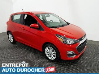 Used 2019 Chevrolet Spark LT - Apple/Android - caméra de Recul - Climatiseur for sale in Laval, QC