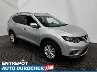 Used 2016 Nissan Rogue S V-AWD-Toit Panoramique - Bluetooth - Climatiseur for sale in Laval, QC