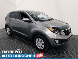 Used 2016 Kia Sportage LX - Bluetooth - Climatiseur for sale in Laval, QC