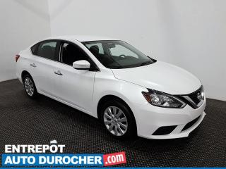 Used 2017 Nissan Sentra SV - Caméra de Recul - Bluetooth - Climatiseur for sale in Laval, QC