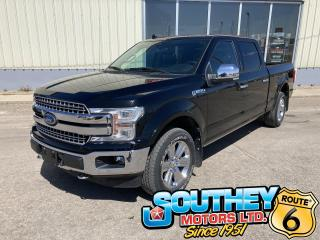 Used 2018 Ford F-150 Lariat for sale in Southey, SK