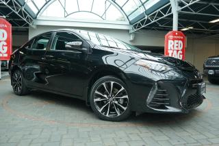 Used 2017 Toyota Corolla XSE FULLY LOADED / NAVIGATION / LED LIGHTS ! for sale in Vancouver, BC