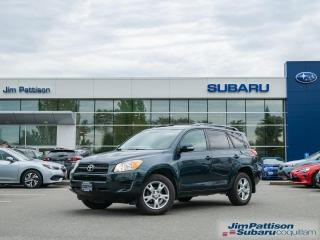 Used 2010 Toyota RAV4 BASE for sale in Port Coquitlam, BC