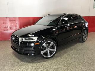 Used 2016 Audi Q3 TECHNIK S-LINE 2.0T QUATTRO NAVI BOSE SOUND PANO-ROOF for sale in North York, ON