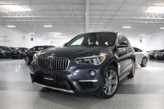 Used 2017 BMW X1 XDRIVE28i I NO ACCIDENTS I NAVIGATION I REAR CAM I PANOROOF for sale in Mississauga, ON