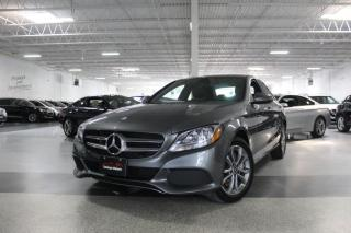 Used 2017 Mercedes-Benz C-Class C300 4MATIC I LEATHER I PUSH START I HEATED SEATS I BT for sale in Mississauga, ON
