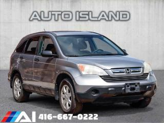 Used 2008 Honda CR-V 4WD 5dr EX for sale in North York, ON