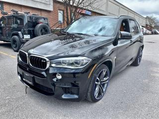 Used 2015 BMW X5 M AWD 4dr, BANG & OLUFSON, NO ACCIDENT, FULL OPTIONS for sale in North York, ON