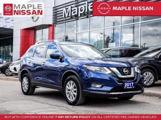 Used 2017 Nissan Rogue SV AWD Backup Camera Remote Start Bluetooth for sale in Maple, ON